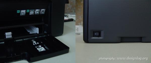 후지제록스 DocuPrint CP150b, 안전 사용 표시와 전원 및 손잡이 홈