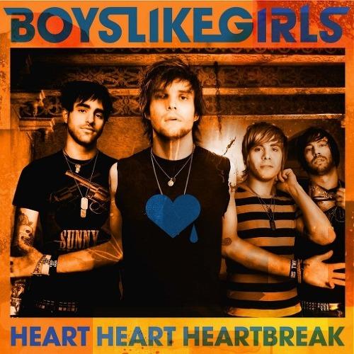 Black Out :: Boys Like Girls - Heart Heart Heartbreak
