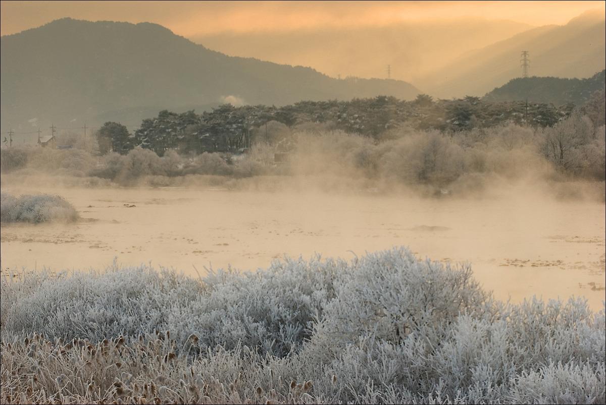 소양강변2(2010년 겨울 남은 이야기)