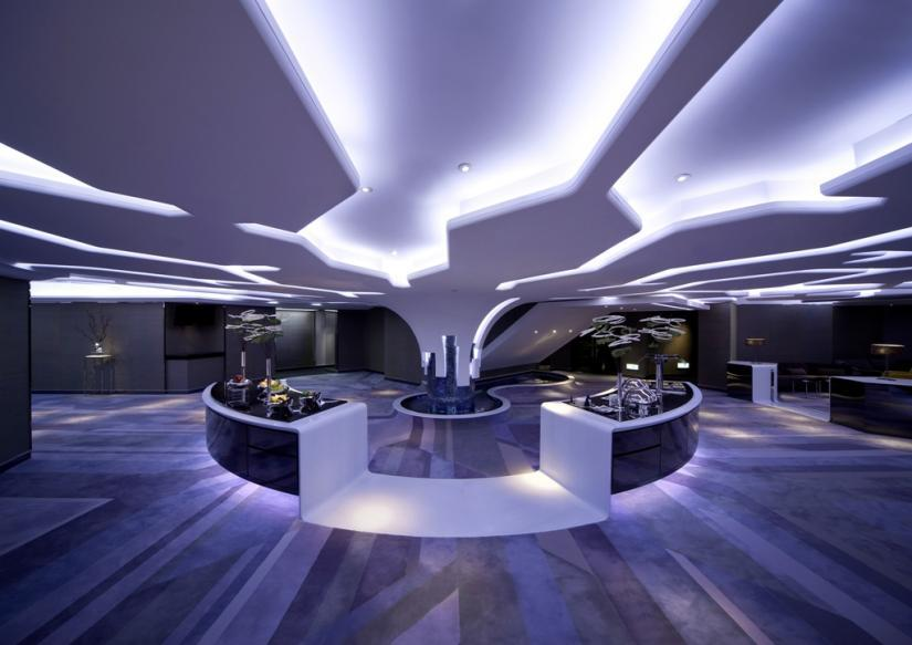Vip mission associates limited heliport for Vip room interior design