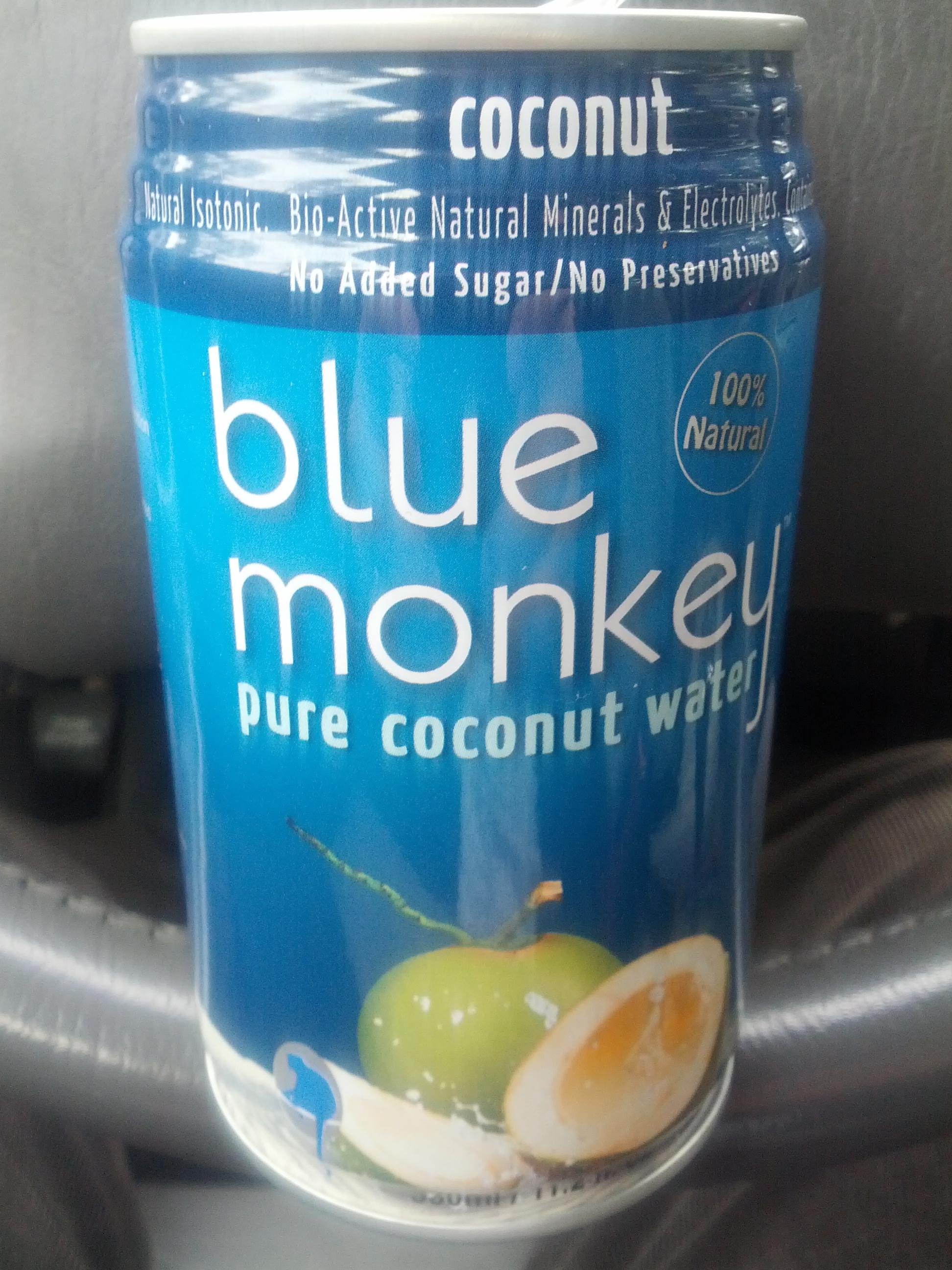 새로 먹어본 코코넛 물 음료수