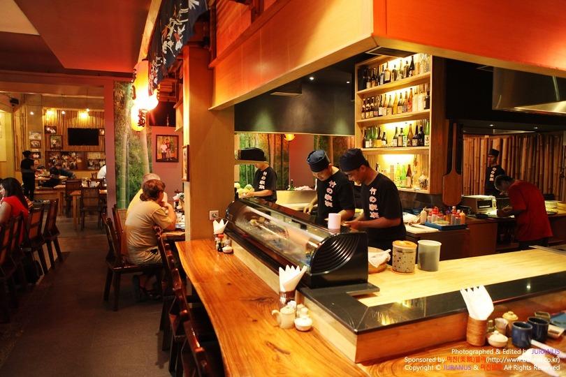 Legian Restaurants And Bars