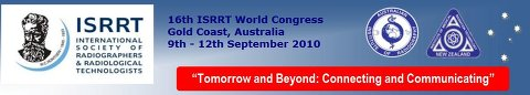 16th ISRRT World Congress (Gold Coast) - Conference