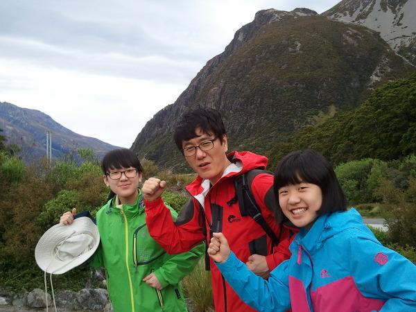 Day2 - Mt. Cook / Campervan Traveling