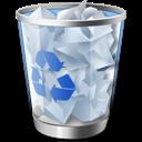 Recycle Bin icon (c) Microsoft