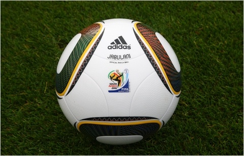 2010 월트컵 공인구 자블라니