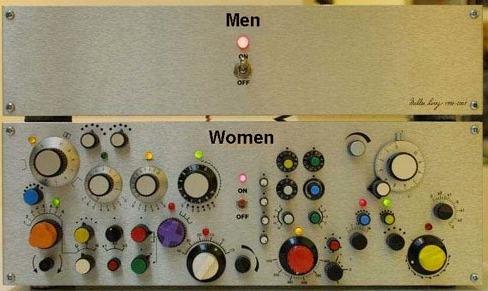 남녀 버튼