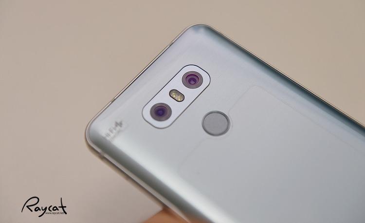 LG G6 듀얼카메라