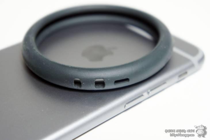 아이폰, 6, 6s, 플러스, 케이스, 범퍼케이스, 팔찌, 아이디어, 디자인