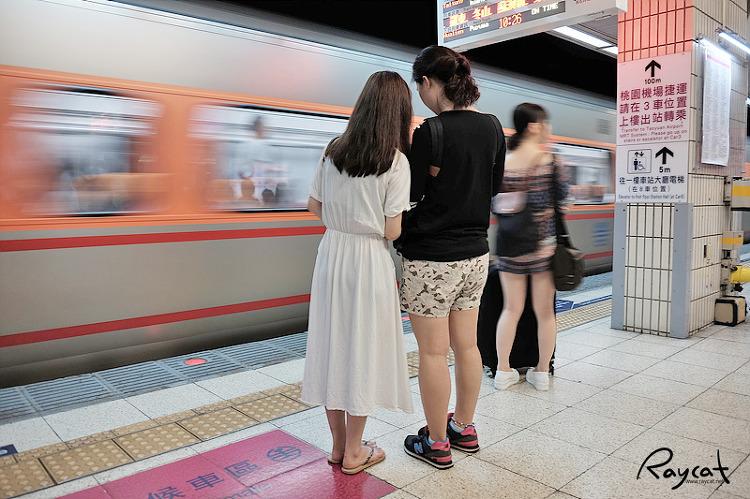 타이페이 메인역 지하철