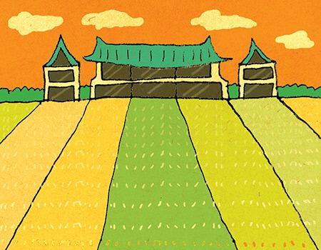 박근혜 농업의 현주소