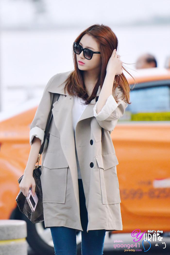 Yura airport fashion 2017