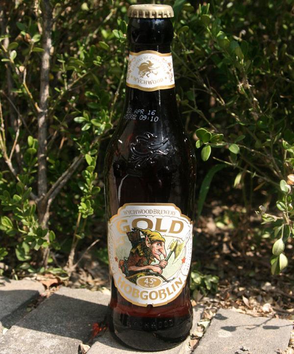 Hobgoblin Gold (홉고블린 골드) - 4.5%