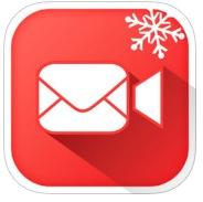 VideoCard for Christmas, Happy New Year 아이폰 동영상 크리스마스 연하장 제작