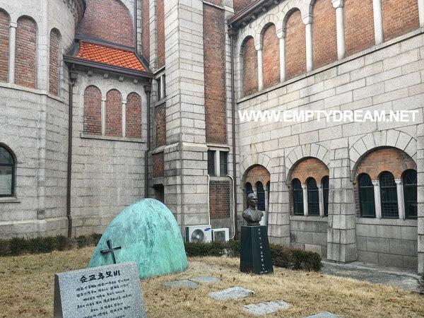서울대성당, 대한성공회 서울주교성당 - 서울시청 근처 이국적인 성당, 내외부 모습 사진들