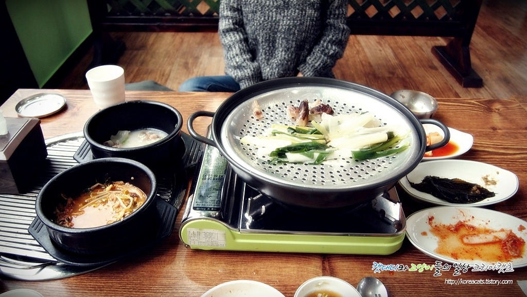 [덕소 맛집]가마솥에 푹 끓여 낸 명품 속풀이 해장국 월문리 맛집 백봉 가마솥 해장국