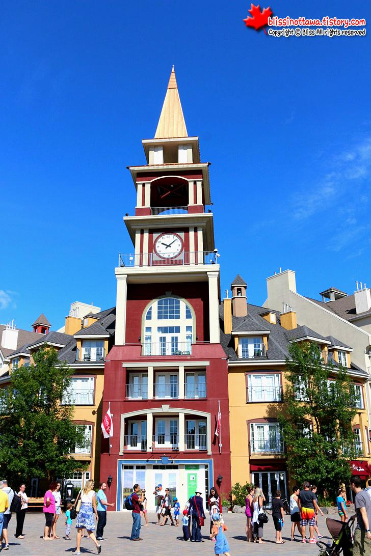 프랑스를 느낄수있는 캐나다 여름 휴양지 Mont-Tremblant 알고 가자!