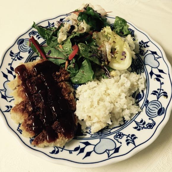 팔꿈치와 접시밥