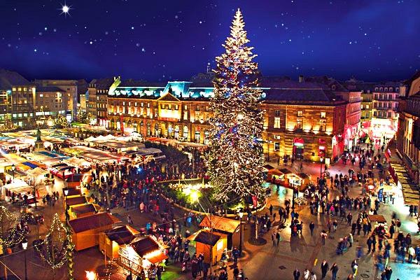 Decoration Noel Alsacien Betsdorf