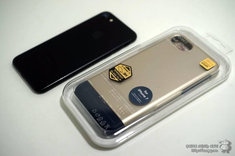 2가지 사용이 가능한 아이폰7 범퍼케이스, 엘라고 S7 글라이드 후기