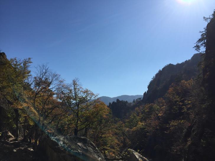 설악산 주전골-용소-선녀탕-오색약수-양양 물치