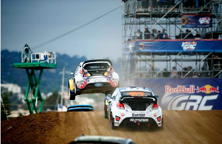 국제 자동차 경주입니다