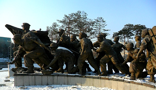 6.25전쟁 원인과 6.25전쟁 과정 - 한국전쟁 정리 (배경과 발발, 휴전일까지)