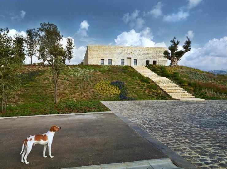 Interior/Exhibition/VMD :: IXSIR Winery / Raed Abillama Architects