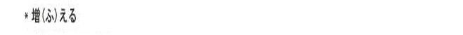 오늘의 일본어 회화 단어 19일차. 금연 전철 증가하다 흡연자 007