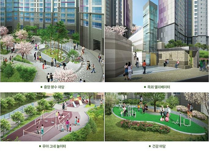 GOODSPEED :: 용마산역 코오롱하늘채 분양가 및 모델하우스 - 서울 ...