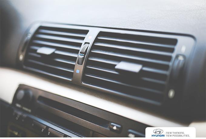자동차 히터 송풍구