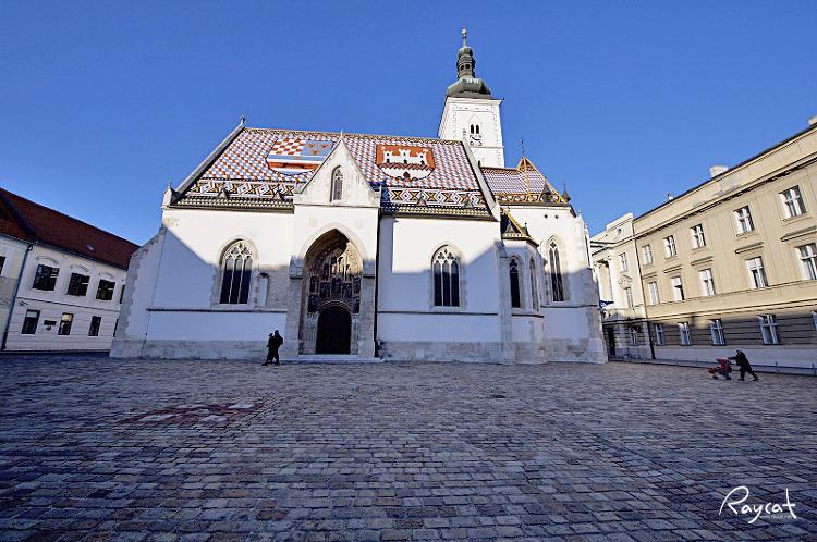 자그레브 성마르코 성당