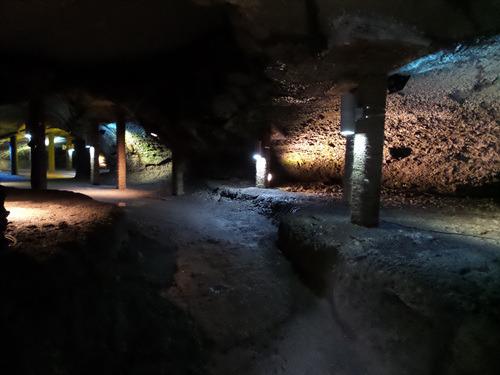 제주도 동굴카페