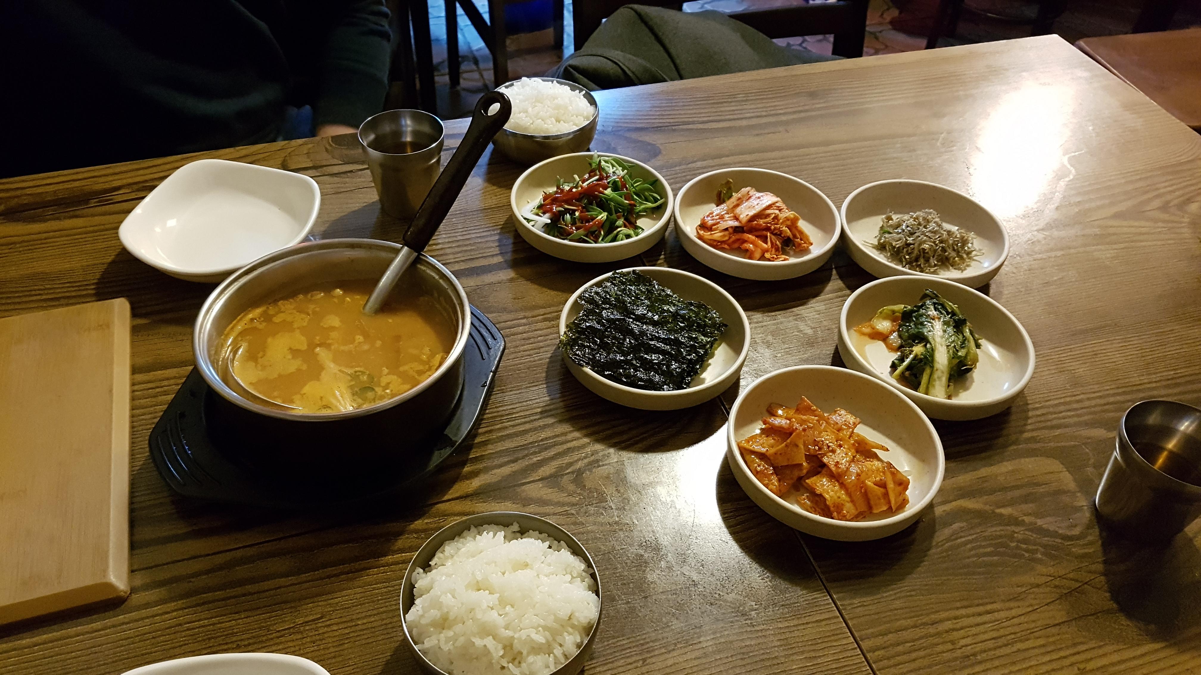 [종로 맛집] 일미식당 - 먹거리X파일 착한식당 청국장 맛집