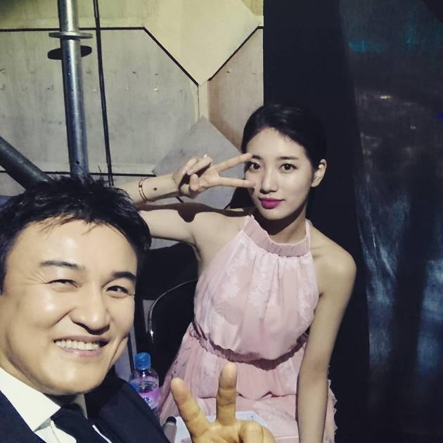 백상예술대상 제53회(2017) MC 수지 박중훈