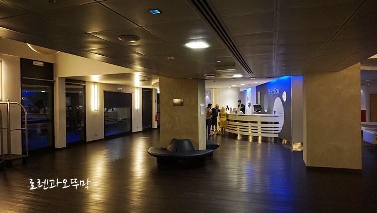 이탈리아 밀라노 호텔 'IDEA HOTEL MILANO SAN SIRO' 1박2