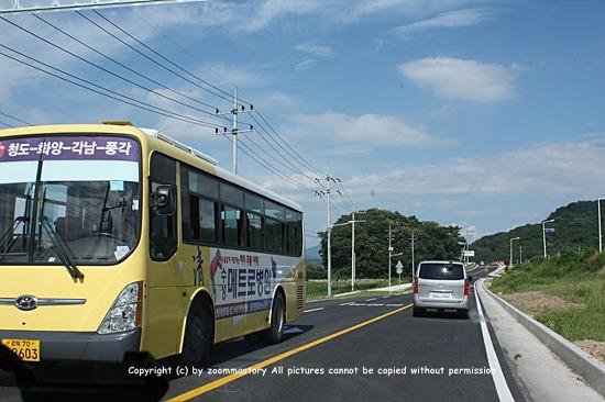 청도, 버스, 풍각. 시내버스