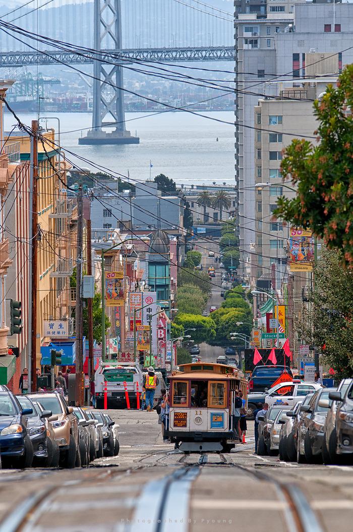 <미국_캘리포니아주> 샌프란시스코 거리