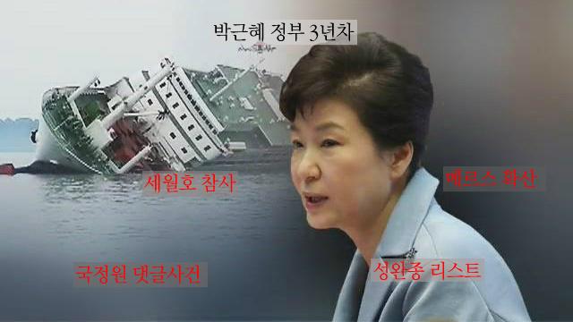 박근혜 실정에 대한 이미지 검색결과
