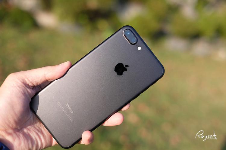 아이폰7 플러스 매트 블랙