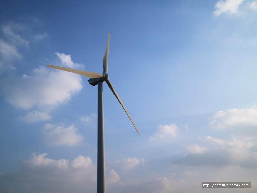 제주도 풍력발전소