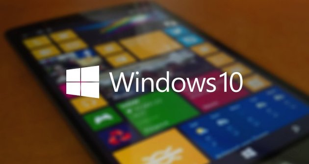윈도우 10 모바일 (Windows 10 Mobile)