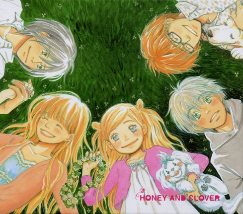 [2005-09-07] Honey And Clover O.S.T