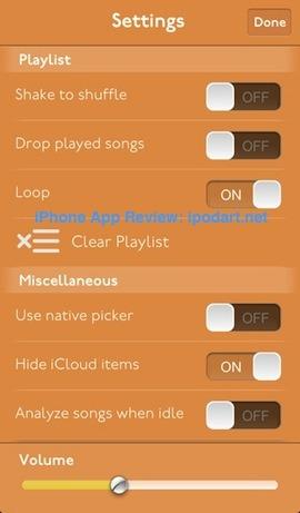 Splyce 아이폰 노래 믹싱 플레이어