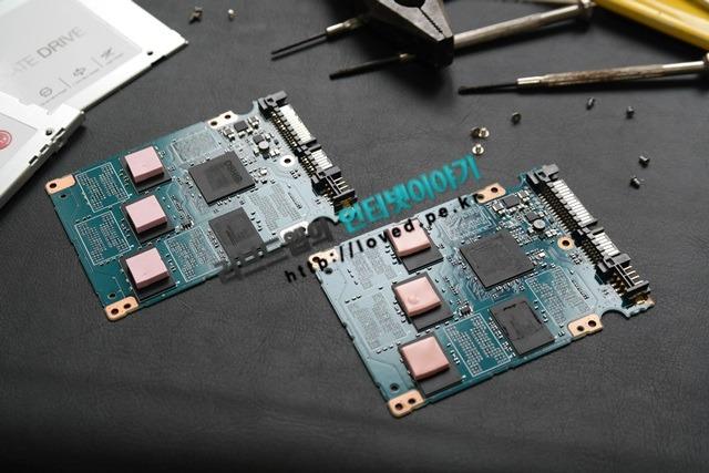 일란성 쌍둥이, 쌍둥이, LG SSD LSD1, LSD1 128GB, LSD1 128GB 성능, 도시바 SSD Q 128G, 도시바, SSD