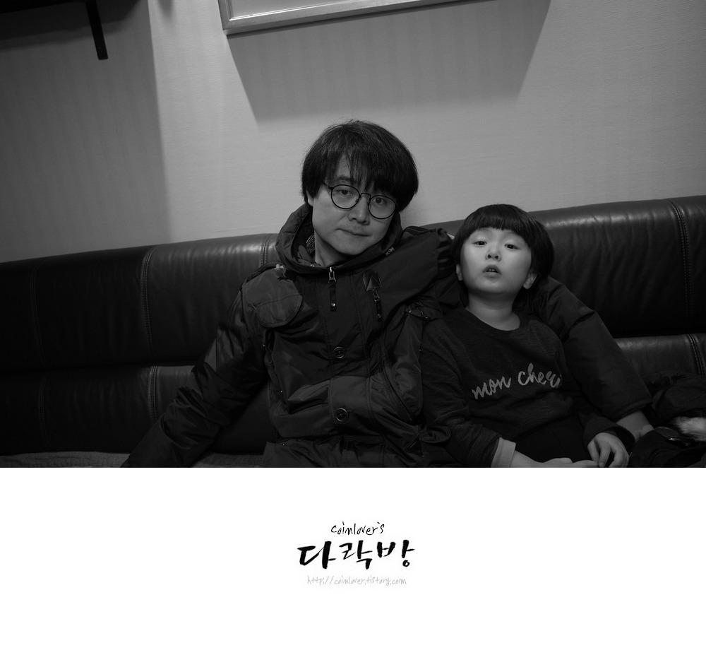육아 진진이의 나날들 - 아빠와 아들