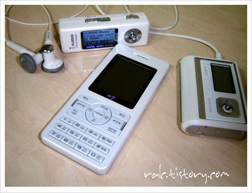 iAUDIO U2, G3, EV-K100
