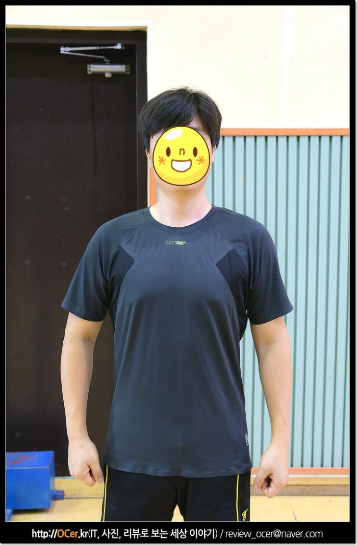 MLimited, 기능성 티셔츠, 기능성티셔츠, 라운드 티셔츠, 라운드티, 스포츠웨어, 엠리밋, 엠리밋 울트라소닉, 여름 티셔츠, 여름티셔츠, 오션월드, 울트라소닉