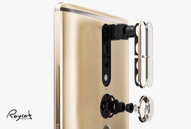 레노버 펩2 프로 카메라 구조