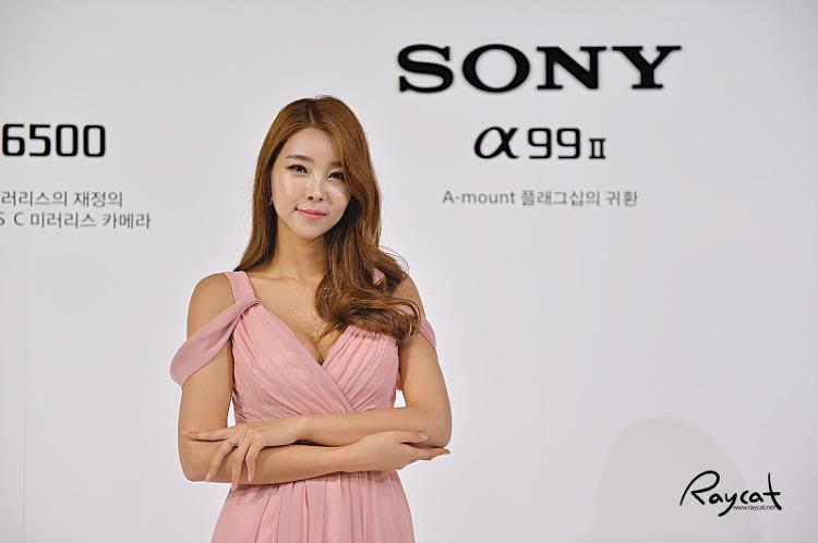 소니 A99 발표 모델